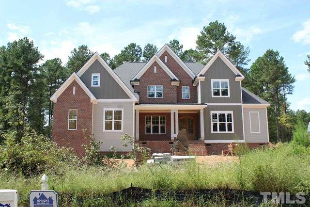 2716 Trifle Lane, Wake Forest, NC 27587 (#2343282) :: The Perry Group