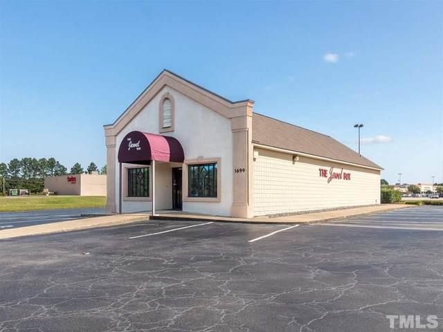 1699 E Booker Dairy Road, Smithfield, NC 27577 (#2343326) :: Scott Korbin Team
