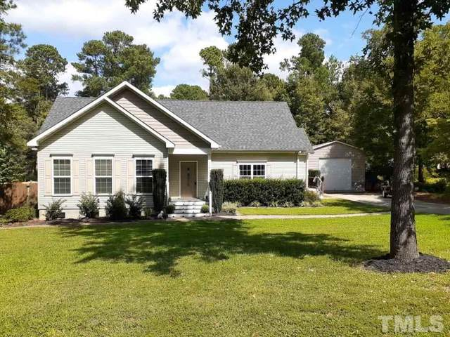 1624 Forest Road, Wake Forest, NC 27587 (#2343376) :: The Jim Allen Group
