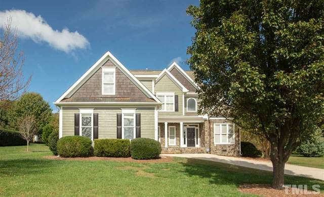 220 Meadow Glen Drive, Wake Forest, NC 27587 (#2343449) :: Dogwood Properties