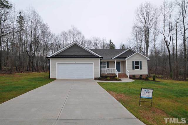 105 Sledge Farm Drive, Spring Hope, NC 27882 (MLS #2343641) :: On Point Realty