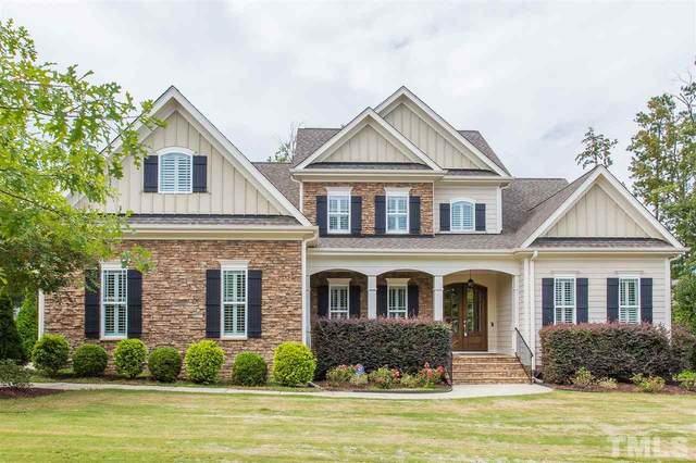 104 Marsh Barton Drive, Holly Springs, NC 27540 (#2343643) :: The Perry Group