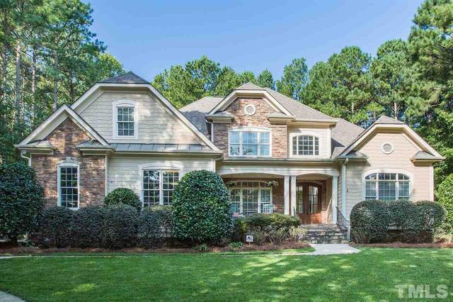 7301 Ridgeline Drive, Raleigh, NC 27613 (#2343655) :: Triangle Just Listed