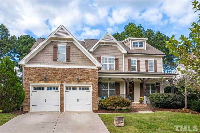 4109 Dotted Mint Avenue, Wake Forest, NC 27587 (#2343710) :: Triangle Just Listed