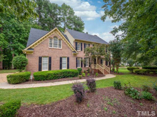 125 Haringey Drive, Raleigh, NC 27613 (#2343763) :: Realty World Signature Properties