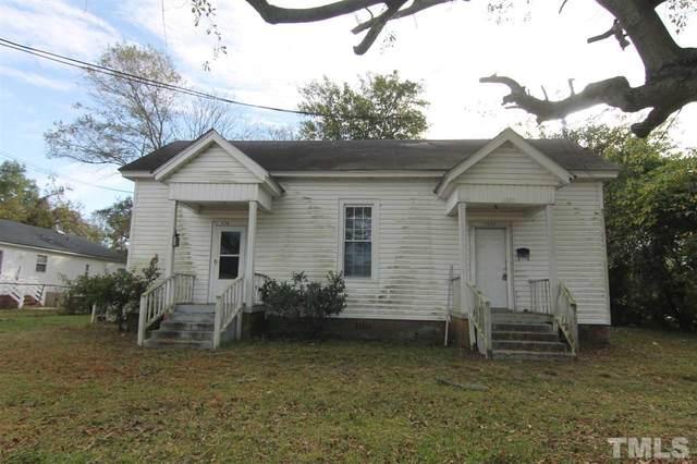 612 S Slocumb Street A & B, Goldsboro, NC 27530 (#2343827) :: The Beth Hines Team