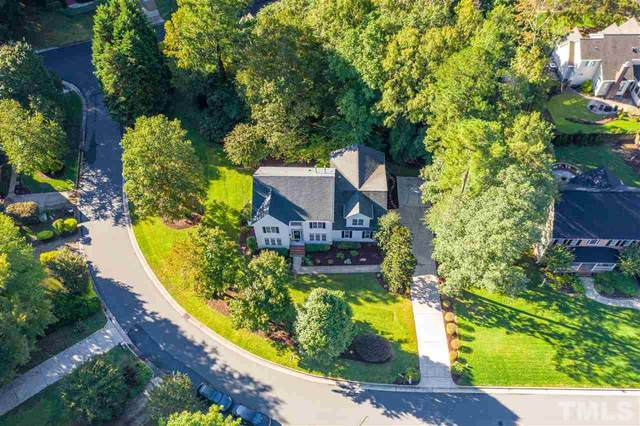 4205 Triland Way, Cary, NC 27518 (#2343940) :: Realty World Signature Properties