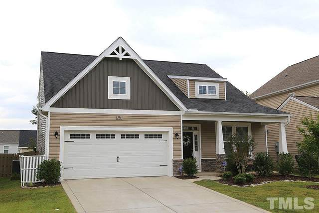 314 Marsh Creek Drive, Garner, NC 27529 (#2343970) :: Sara Kate Homes