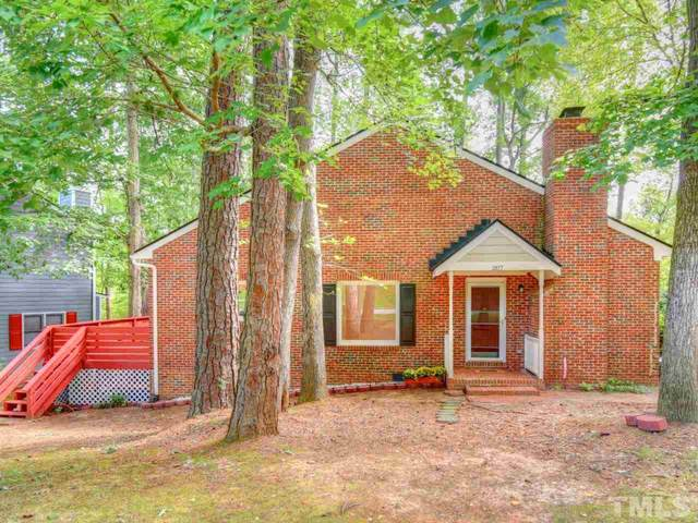 207 Danforth Drive, Cary, NC 27511 (#2344010) :: Bright Ideas Realty