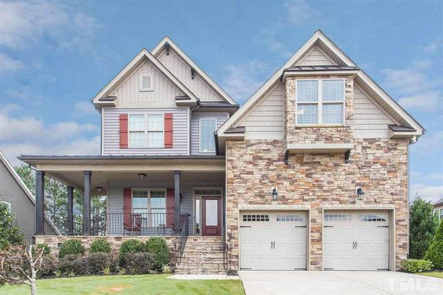 127 Prides Crossing, Rolesville, NC 27571 (#2344220) :: Triangle Just Listed