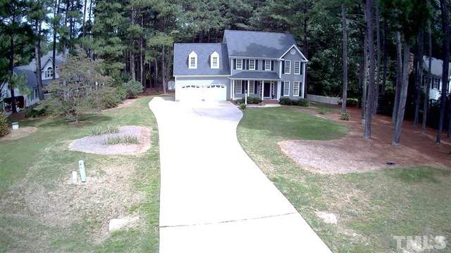 5124 Woodfield Lane, Knightdale, NC 27545 (MLS #2344233) :: The Oceanaire Realty