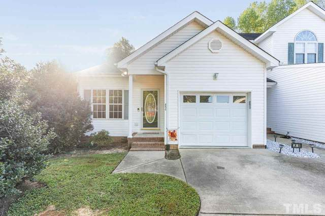 25 Silver Place C, Angier, NC 27501 (#2344245) :: Saye Triangle Realty