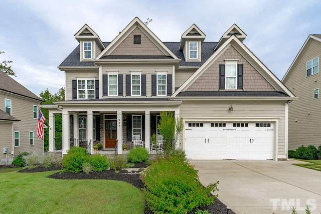 928 Hollymont Drive, Holly Springs, NC 27540 (MLS #2344336) :: The Oceanaire Realty