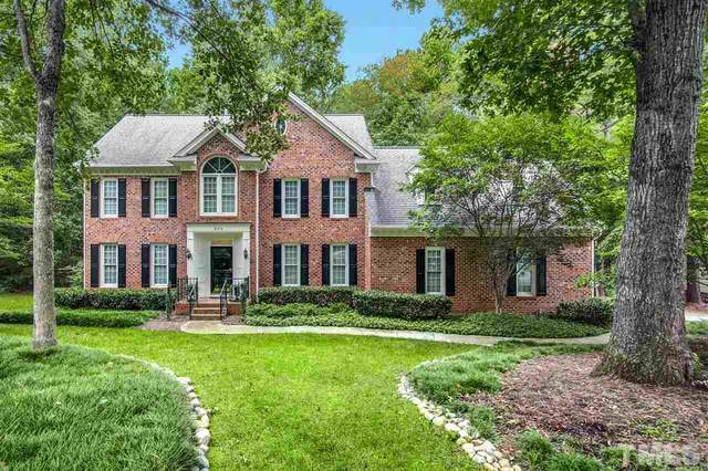 604 Grosvenor Drive, Raleigh, NC 27615 (#2344455) :: Classic Carolina Realty