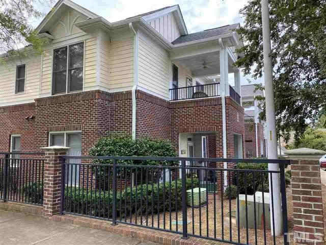 800 Savannah Ridge Road #116, Holly Springs, NC 27540 (#2344458) :: The Beth Hines Team