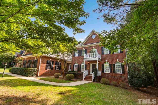 7829 Percussion Drive, Apex, NC 27539 (#2344493) :: Triangle Just Listed