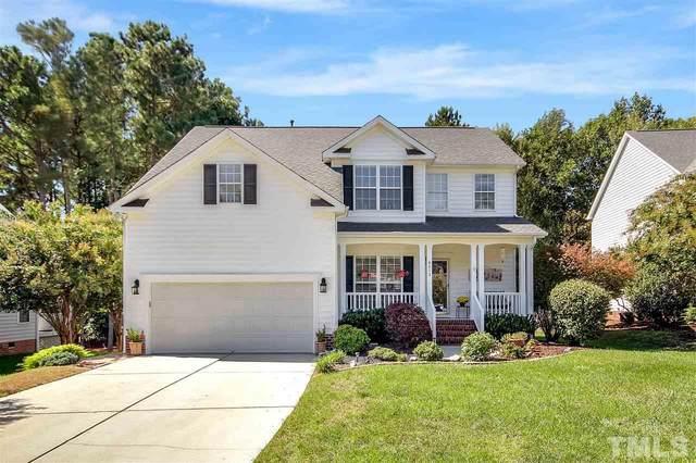 8613 Barrett Hall Lane, Wake Forest, NC 27587 (#2344623) :: Dogwood Properties