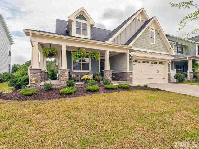 806 Heartland Flyer Drive, Knightdale, NC 27545 (#2344716) :: Realty World Signature Properties