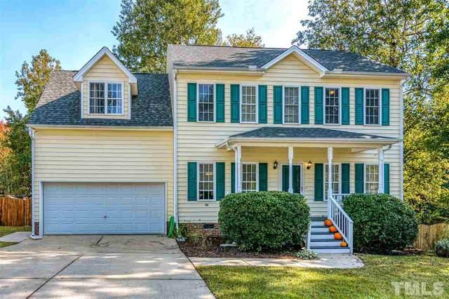 101 Chapel Valley Lane, Apex, NC 27502 (#2344918) :: Dogwood Properties