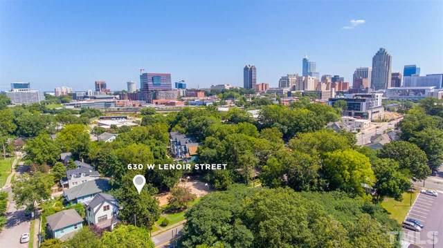 630 W Lenoir Street, Raleigh, NC 27603 (#2344954) :: Steve Gunter Team