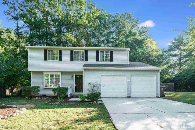 309 Electra Drive, Cary, NC 27513 (#2344968) :: Bright Ideas Realty