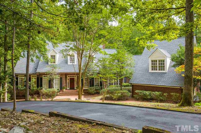 2 Crow Hollow Road, Chapel Hill, NC 27514 (#2344974) :: Realty World Signature Properties