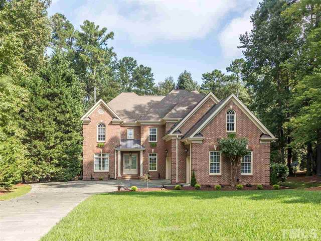 7224 New Forest Lane, Wake Forest, NC 27587 (#2345048) :: Realty World Signature Properties