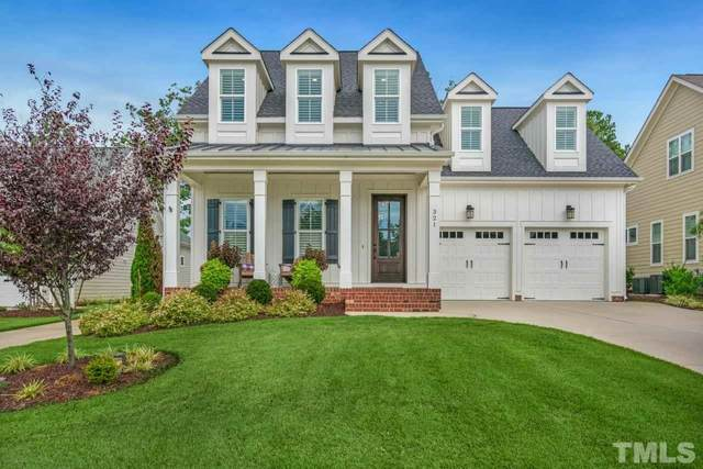 321 Fairway Vista Drive, Holly Springs, NC 27540 (#2345071) :: The Rodney Carroll Team with Hometowne Realty