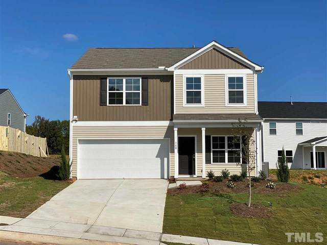 748 Rolling Creek Circle, Clayton, NC 27520 (#2345228) :: Rachel Kendall Team