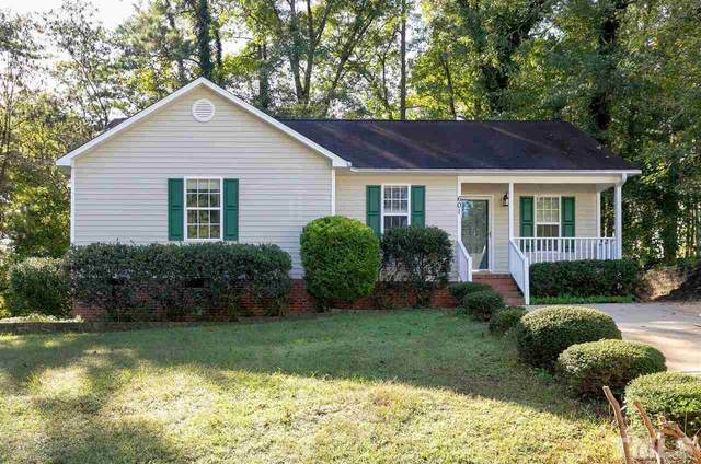 601 Senter View Drive, Fuquay Varina, NC 27526 (#2345301) :: Bright Ideas Realty