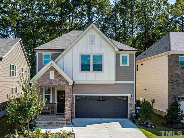2155 Mckenzie Ridge Lane, Apex, NC 27502 (#2345431) :: RE/MAX Real Estate Service