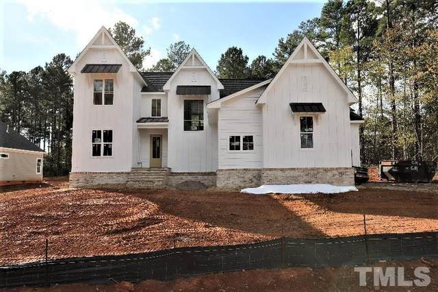 2712 Trifle Lane, Wake Forest, NC 27587 (#2345480) :: Bright Ideas Realty