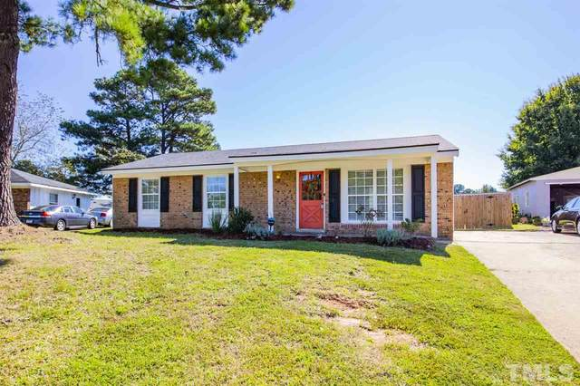 1408 Oakhill Court, Raleigh, NC 27610 (#2345553) :: Bright Ideas Realty