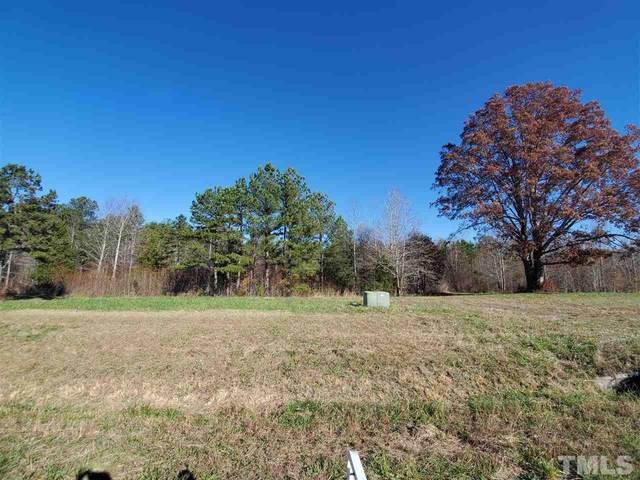 Lot 5 Waterstone Lane, Henderson, NC 27537 (#2345592) :: M&J Realty Group