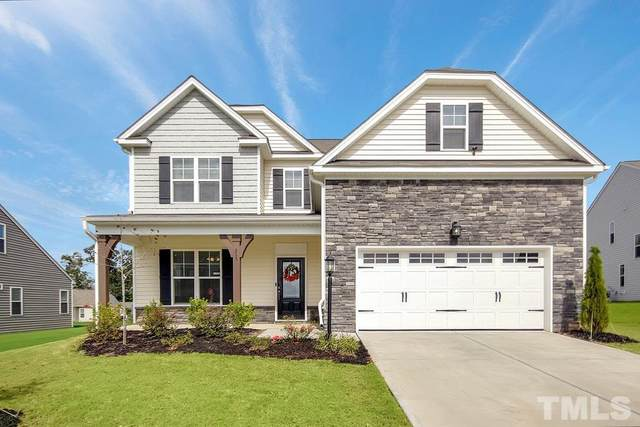 215 Rothes Court, Clayton, NC 27527 (#2345603) :: Realty World Signature Properties