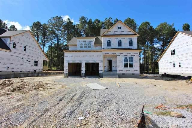 1305 Kirkhill Drive, Wendell, NC 27591 (#2345606) :: Realty World Signature Properties