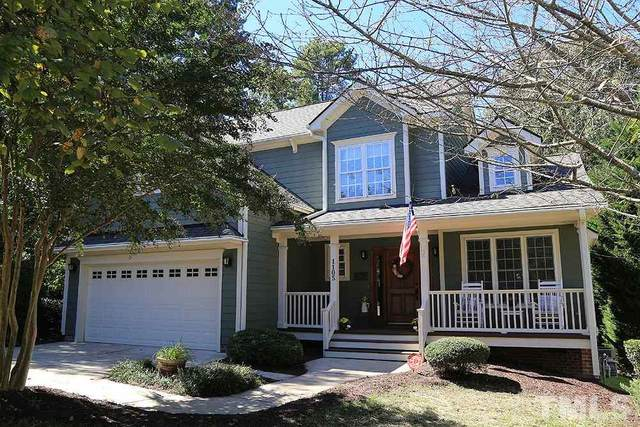 1105 Grappenhall Drive, Apex, NC 27502 (#2345640) :: Bright Ideas Realty