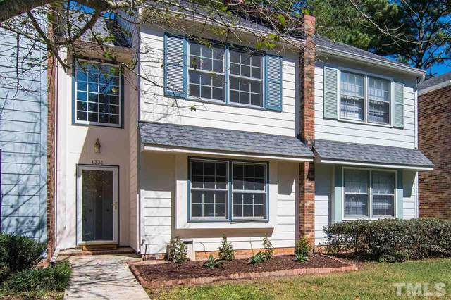 1336 Garden Crest Circle, Raleigh, NC 27609 (#2345709) :: Spotlight Realty
