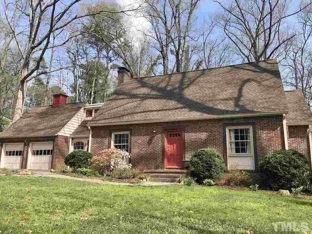 811 Woodland Avenue, Chapel Hill, NC 27516 (#2345810) :: Team Ruby Henderson