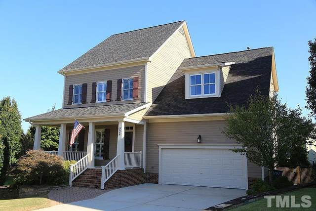 924 Hosta Valley Court, Wake Forest, NC 27587 (#2346022) :: Realty World Signature Properties
