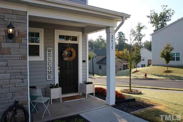 2615 Magnolia Tree Lane, Durham, NC 27703 (#2346057) :: Bright Ideas Realty