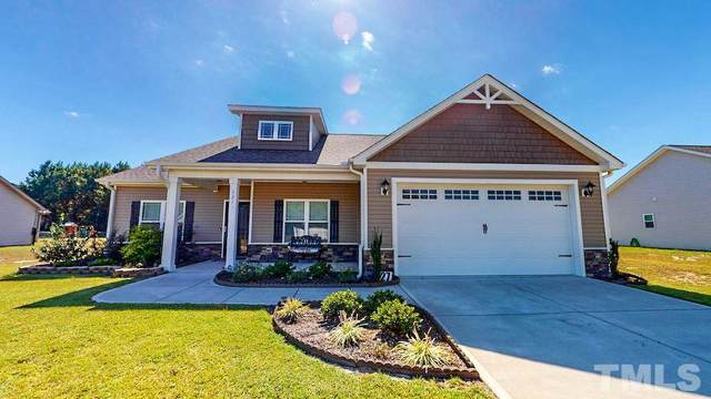 131 Fallingbrook Drive, Kenly, NC 27542 (#2346157) :: RE/MAX Real Estate Service