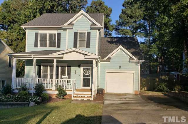 304 Pine Nut Lane, Apex, NC 27502 (#2346194) :: RE/MAX Real Estate Service