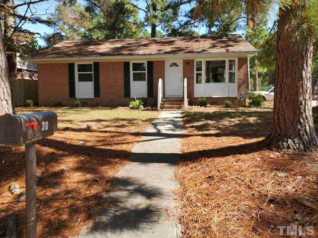 310 W Forrest Road, Wilson, NC 27893 (#2346280) :: RE/MAX Real Estate Service
