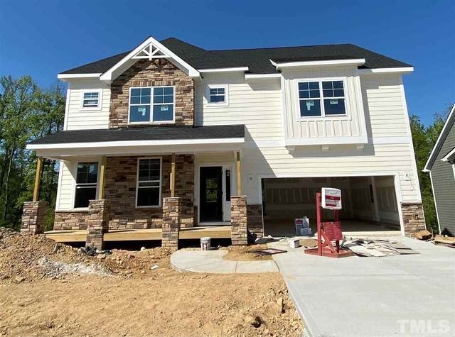 2945 Thurman Dairy Loop Lot 28, Wake Forest, NC 27587 (MLS #2346409) :: The Oceanaire Realty