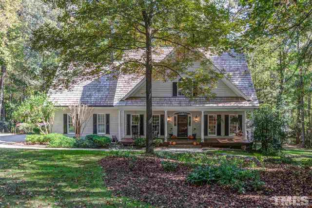 2304 Laurelford Lane, Wake Forest, NC 27587 (#2346426) :: Realty World Signature Properties