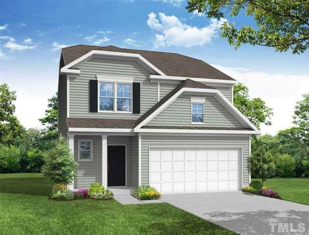 61 Clear Creek Circle Ro72, Garner, NC 27529 (#2346446) :: Sara Kate Homes