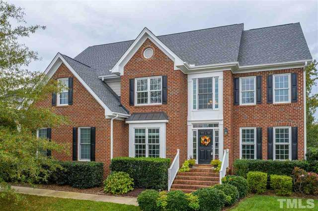 1508 Green Edge Trail, Wake Forest, NC 27587 (#2346520) :: M&J Realty Group