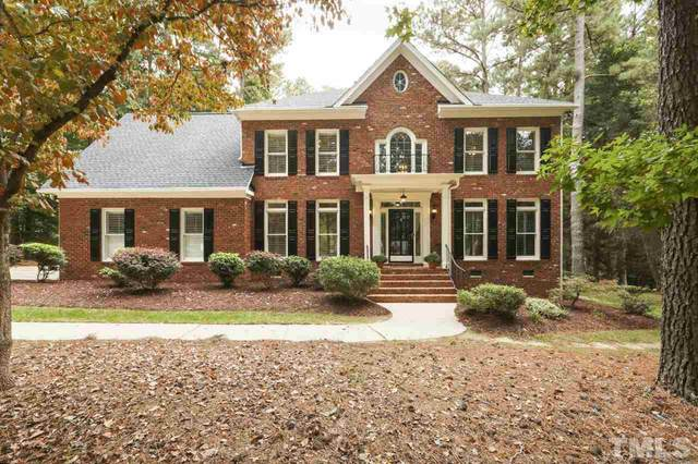 4833 Kingpost Drive, Fuquay Varina, NC 27526 (#2346589) :: Bright Ideas Realty