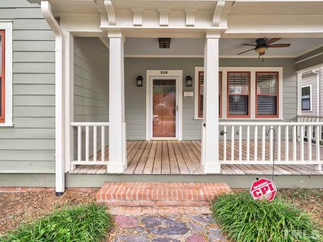 2116 Englewood Avenue, Durham, NC 27705 (#2346616) :: Sara Kate Homes